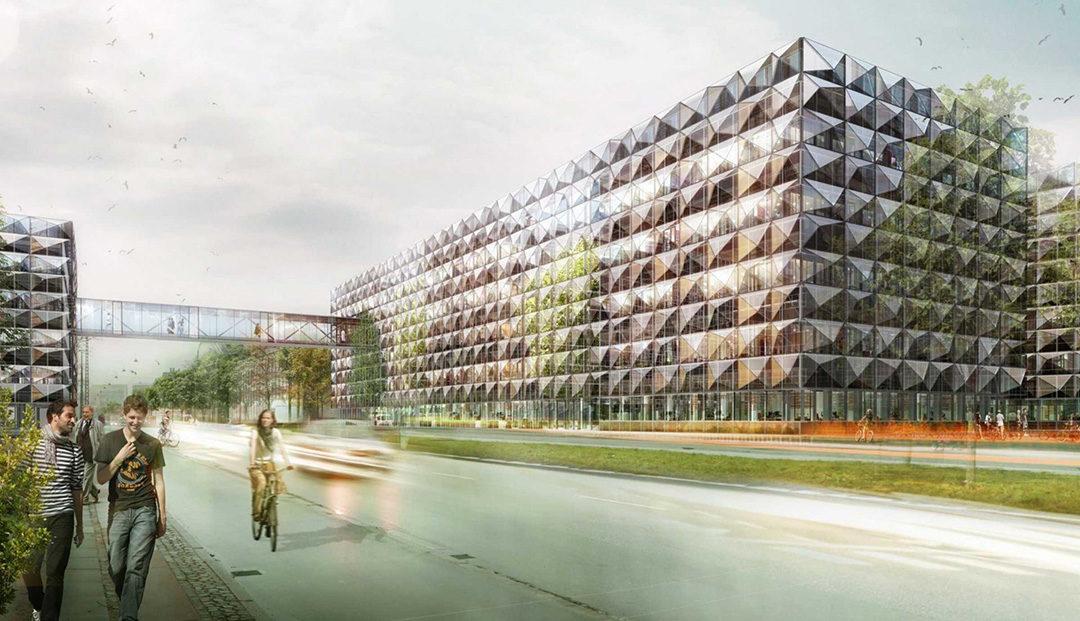 Niels Bohr Bygningen, Copenhagen
