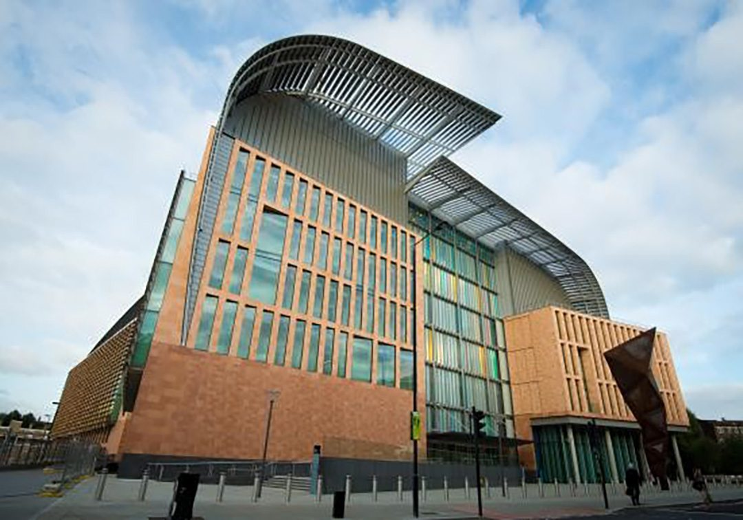 HS2 and Francis Crick Institute